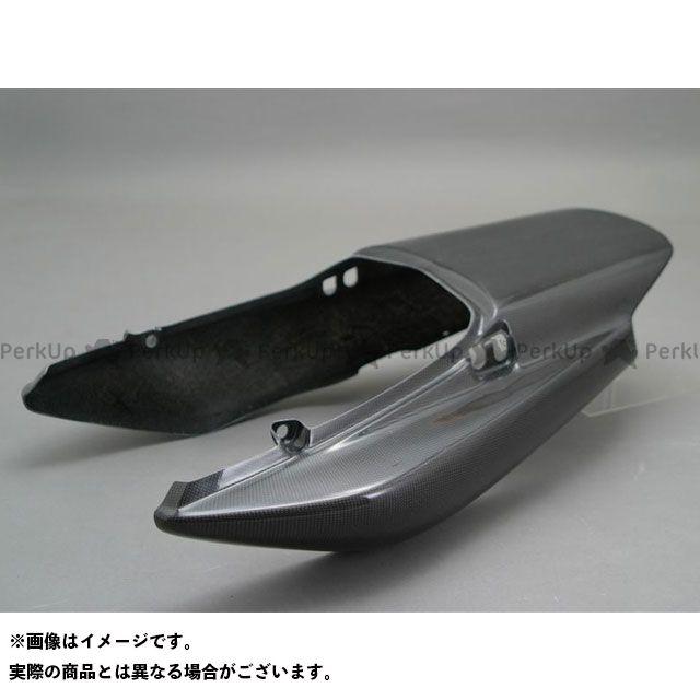 A-TECH XJR1300 カウル・エアロ シートカウル 材質:FRP/白 エーテック