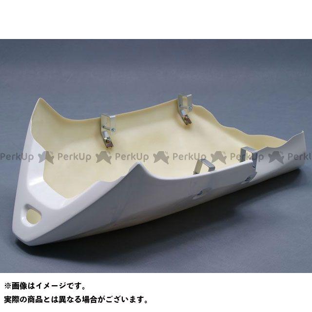 A-TECH FZ750 カウル・エアロ アンダーカウル 材質:FRP/白 エーテック