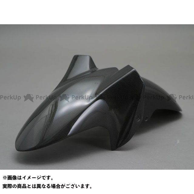 A-TECH FZS1000フェザー フェンダー フロントフェンダー 材質:カーボン エーテック