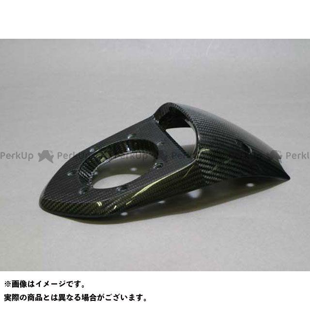 A-TECH エックスフォー ドレスアップ・カバー タンクメーターカバーパネル クリア塗装済み(ドライカーボン) エーテック