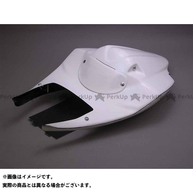 A-TECH GSX-R1000 カウル・エアロ ストリート用 シートカウル(FRP/白) エーテック