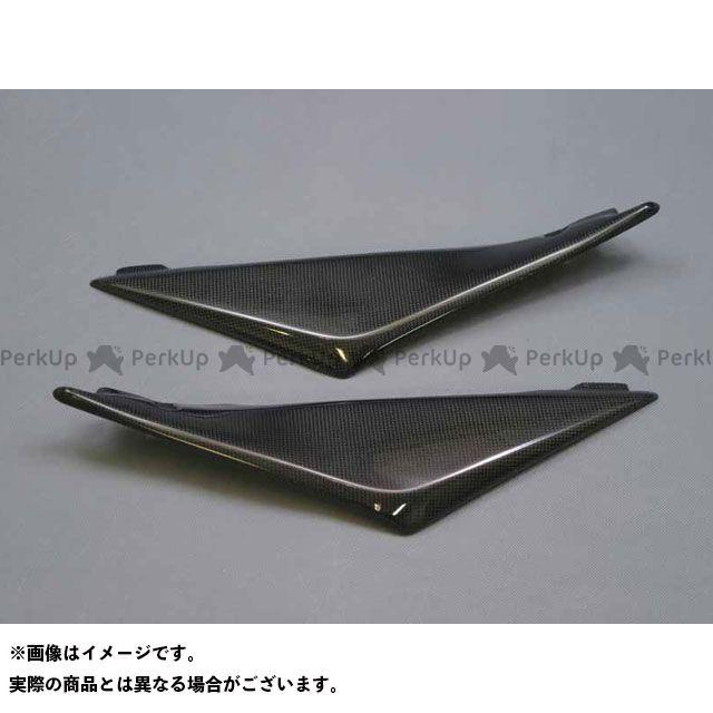 A-TECH GSX-R1000 ドレスアップ・カバー タンクサイドカバー 材質:カーボン エーテック