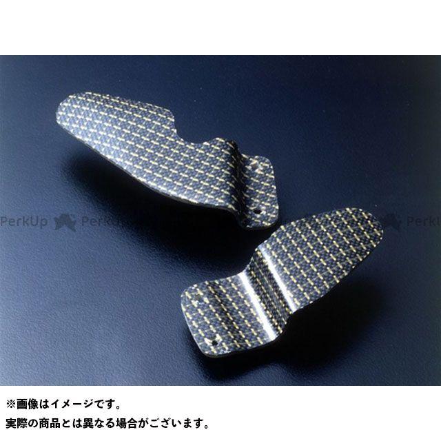 A-TECH YZF-R1 その他外装関連パーツ ヒールガード タイプ:左右セット 材質:カーボンケブラー エーテック
