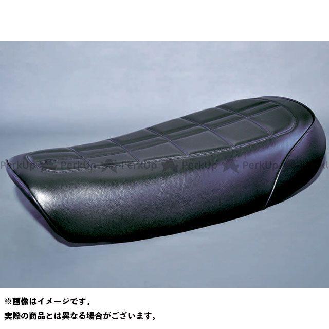 M-TEC中京 MRS Z1・900スーパー4 Z2・750ロードスター シート関連パーツ STDタイプ シートASSY(ベルト付属) M-TEC中京