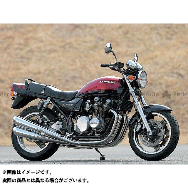 M-TEC中京 MRS ゼファー1100 マフラー本体 4本出しマフラー M-TEC中京