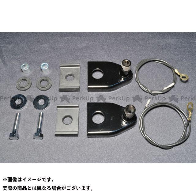 【無料雑誌付き】M-TEC中京 MRS ドリームCB750フォア ウインカー関連パーツ CB750K0/K1 リアウインカーステー 一式 M-TEC中京