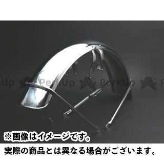 M-TEC中京 MRS ドリームCB750フォア フェンダー 純正タイプ フロントフェンダーコンプリート メッキ CB750K4-K6 M-TEC中京