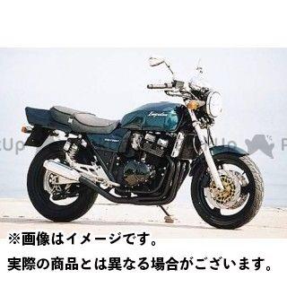 【エントリーで最大P23倍】M-TEC中京 MRS GSX400インパルス GSX400インパルス タイプS マフラー本体 Impulse/S モナカ フルEX BK M-TEC中京
