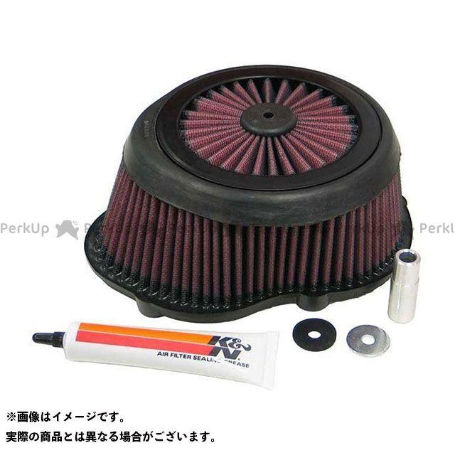送料無料 ケーアンドエヌ KX250F RM-Z250 エアクリーナー リプレイスメント エアフィルター(純正交換タイプ)