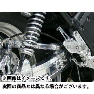 OVER RACING ゼファー1100 その他ブレーキ用パーツ トルクロッド オーバーレーシング