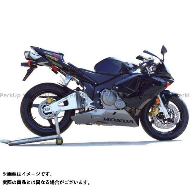 Two Brothers Racing CBR600RR マフラー本体 CBR600RR(03-04) スリップオン/M2 サイレンサー:チタン シリーズ:ブラック ツーブラザーズレーシング