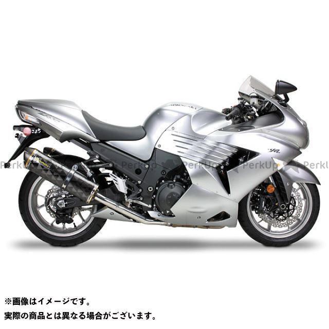 Two Brothers Racing ニンジャZX-14 ZZR1400 マフラー本体 ZX-14R(08-11) デュアルスリップオン/M2 サイレンサー:チタン シリーズ:スタンダード ツーブラザーズレーシング