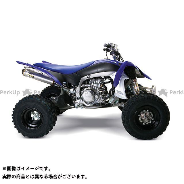送料無料 Two Brothers Racing ATV・バギー マフラー本体 YFZ450R(09-15) スリップオン/M7 AL