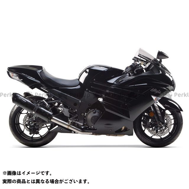 Two Brothers Racing ニンジャZX-14R ZZR1400 マフラー本体 ZX-14R(12-16) デュアルスリップオン/M2 サイレンサー:カーボンファイバー ツーブラザーズレーシング