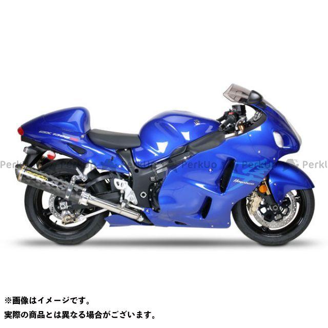 Two Brothers Racing 隼 ハヤブサ インナーサイレンサー GSX1300Rハヤブサ(99-07) デュアルフランジオン/M2 サイレンサー:チタン シリーズ:スタンダード ツーブラザーズレーシング