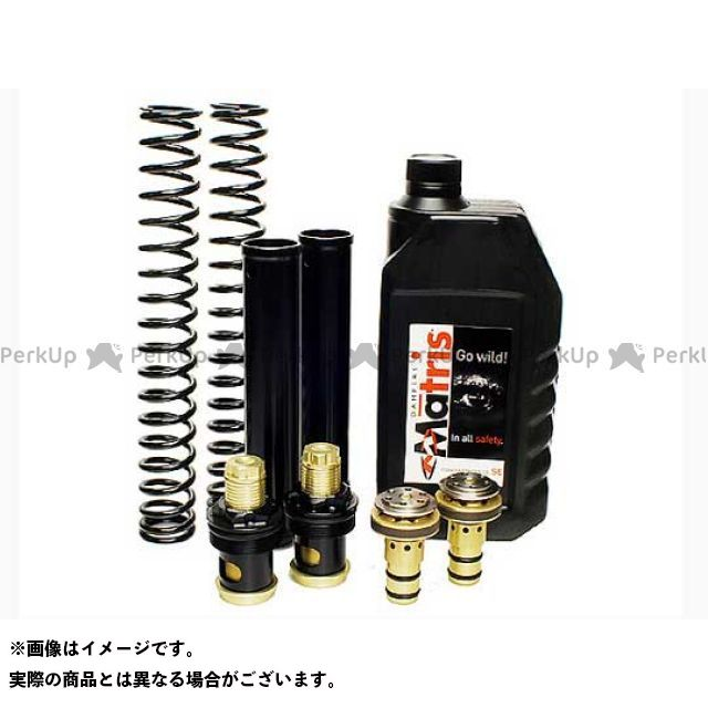 Matris TMAX500 TMAX530 フロントフォーク 【保証書付】T-Max500(08-11)/530(12-14) FSE kit  マトリス