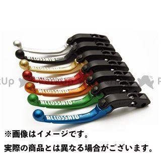 ACCOSSATO 汎用 レバー ラジアルブレーキレバーLV005 18mm タイプ:ロング カラー:レッド アコサット