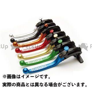 ACCOSSATO CBR1000RRファイヤーブレード CBR600RR S1000RR レバー ブレーキレバーLV020 カラー:シルバー アコサット