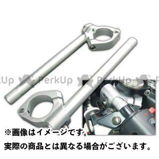 Robby Moto Engineering 汎用 ハンドル関連パーツ セパハン エンデューロ(シルバー) クランプ径:φ51 ロビーモト