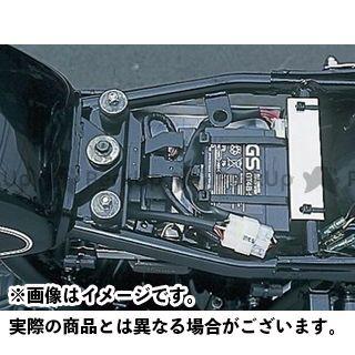 送料無料 POSH Faith SR400 バッテリー関連パーツ バッテリープレート(ノーマルバッテリー対応)