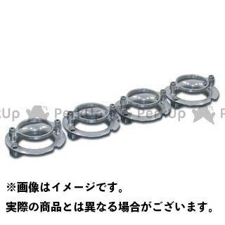 ヨシムラ YOSHIMURA キャブレター関連パーツ 吸気・燃料系 YOSHIMURA 汎用 キャブレター関連パーツ デュアルスタックファンネルシステム ベーシックキット for TMR32 4気筒 ヨシムラ