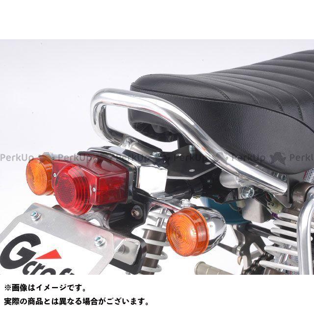 ジークラフト ゴリラ タンデム用品 ゴリラ カスタムシート用グラブバー Gクラフト