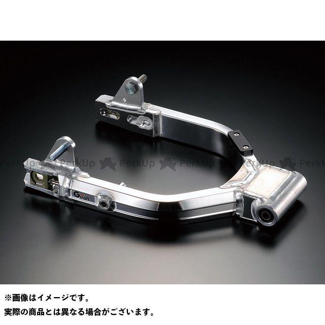 ジークラフト シャリィ50 ダックス スイングアーム ダックス用トリプルスクエアミニスイングアーム 仕様:6cmロング Gクラフト