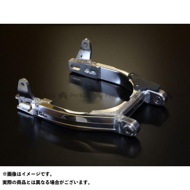 ジークラフト ゴリラ モンキー スイングアーム スーパーワイドスイングアームローコストスタビ付きトリプルスクエアミニパイプ ロングツインショック 仕様:20cm Gクラフト