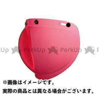 スピードピット SPEEDPIT ヘルメットシールド 新品未使用正規品 ヘルメット エントリーで最大P19倍 BB.Bubble Shield オープニング 大放出セール BBバブルシールド カラー:ソリッドカラー:ピンク