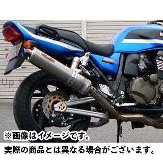 ビートジャパン ZRX1200R ZRX1200S マフラー本体 NEW NASSERT-R ボルトオンサイレンサー クリアチタン BEET