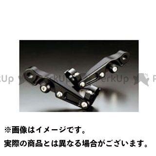 ピーエムシー ゼファー1100 車高調整キット レイダウンキット カラー:ブラック PMC
