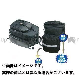 MOTOWN ツーリング用バッグ シートエキスパンダーバッグ カラー:ブラック モータウン