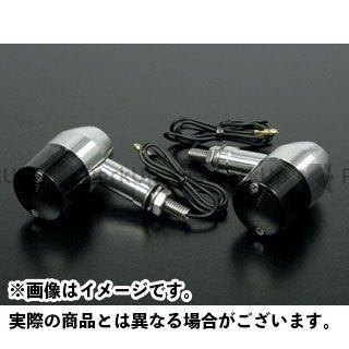 送料無料 TAKEGAWA 汎用 ウインカー関連パーツ アルミ削り出しウィンカーセット(ショートステータイプ/2個セット) B-type M10 クリア メネジタイプ