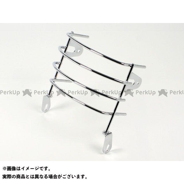 送料無料 TAKEGAWA クロスカブ110 電装ステー・カバー類 ヘッドライトガード(クロムメッキ)