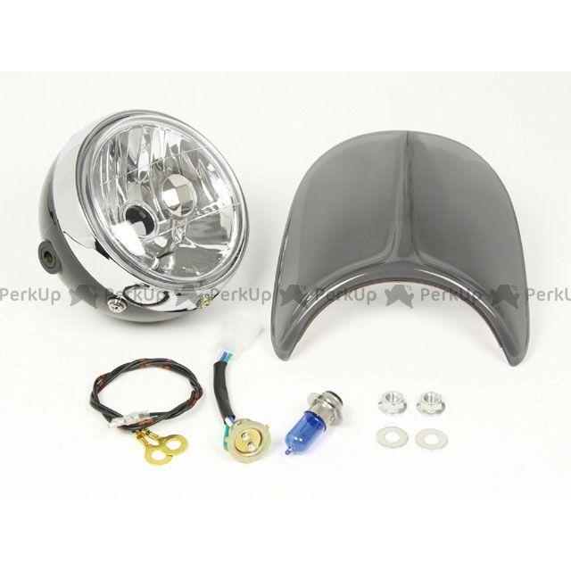 送料無料 TAKEGAWA 汎用 ヘッドライト・バルブ マルチリフレクターヘッドライトキット&ミニライトスクリーンセット