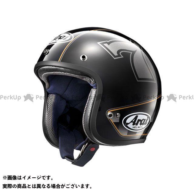 送料無料 アライ ヘルメット Arai ジェットヘルメット CLASSIC MOD(クラシック・モッド) CAFE RACER ブラック 61-62cm