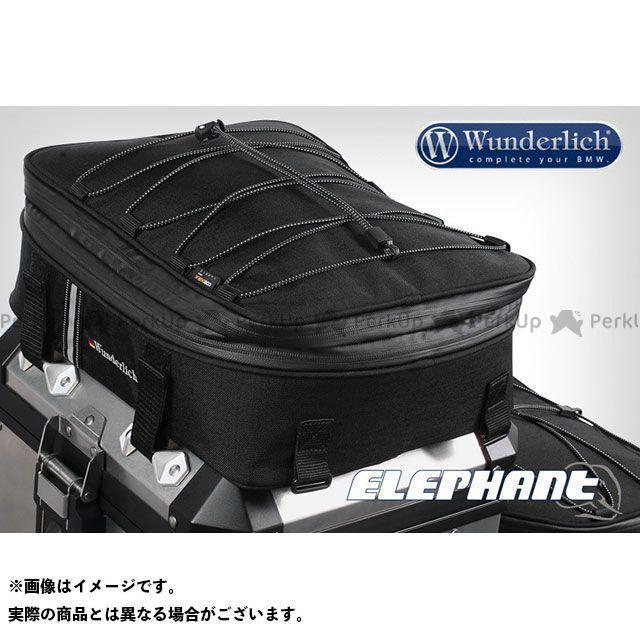 Wunderlich ツーリング用ボックス トップケースバック『ELEPHANT』 ワンダーリッヒ