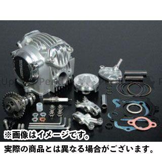【無料雑誌付き】TAKEGAWA ゴリラ モンキー ボアアップキット SP武川社製SCUT106cc装着車用スーパーヘッド 4バルブ+R バージョンアップキット(10/15D) SP武川