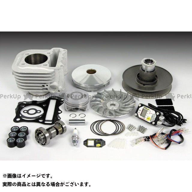 TAKEGAWA アドレスV125G ボアアップキット ハイパーSステージαボアアップキット161cc(付属ウェイトローラー:9.5g×6個) SP武川
