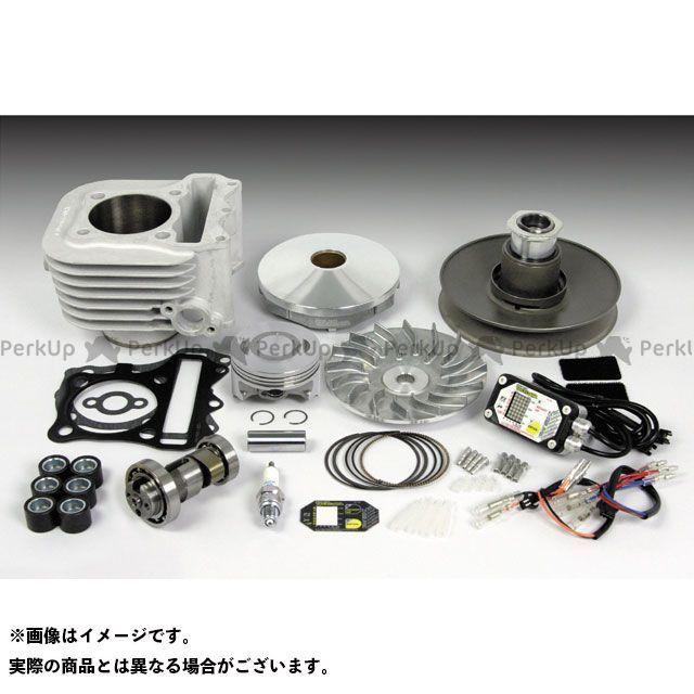【無料雑誌付き】TAKEGAWA アドレスV125 ボアアップキット ハイパーSステージαボアアップキット161cc(付属ウェイトローラー:9.5g×6個) SP武川
