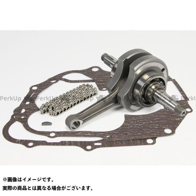 【エントリーで最大P21倍】TAKEGAWA ダックス ゴリラ モンキー エンジン部品 強化クランクシャフトキット(Sタイプ) SP武川