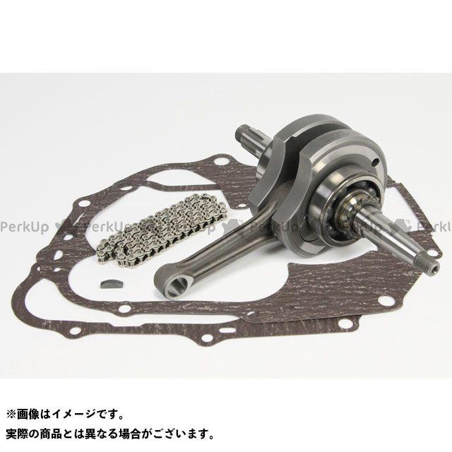 【エントリーで最大P21倍】TAKEGAWA ゴリラ モンキー エンジン部品 強化クランクシャフトキット(Gタイプ) SP武川