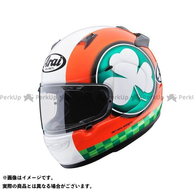 送料無料 アライ ヘルメット Arai フルフェイスヘルメット 【東単オリジナル】 QUANTUM-J(クアンタム-J) Blarney 59-60cm