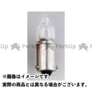キジマ KIJIMA ヘッドライト・バルブ 電装品 KIJIMA 汎用 ヘッドライト・バルブ バルブ BAX9S/12V6W(クリア)