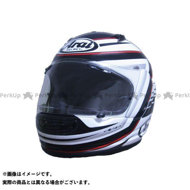 送料無料 アライ ヘルメット Arai フルフェイスヘルメット QUANTUM-J(クアンタム-J) STRIPE 59-60cm