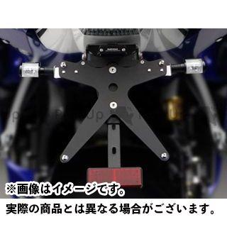 RIZOMA YZF-R6 その他外装関連パーツ ライセンスプレートサポート リゾマ