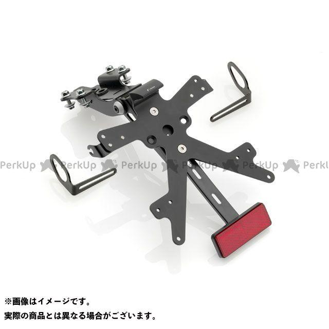 RIZOMA MT-07 その他外装関連パーツ ライセンスプレートサポート Yamaha MT-07(14-)