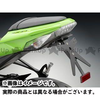 RIZOMA ニンジャZX-10R その他外装関連パーツ ライセンスプレートサポート リゾマ