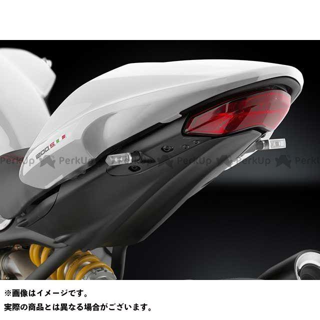【エントリーで最大P21倍】RIZOMA モンスター1200 フェンダー アンダーテール(ブラック) リゾマ