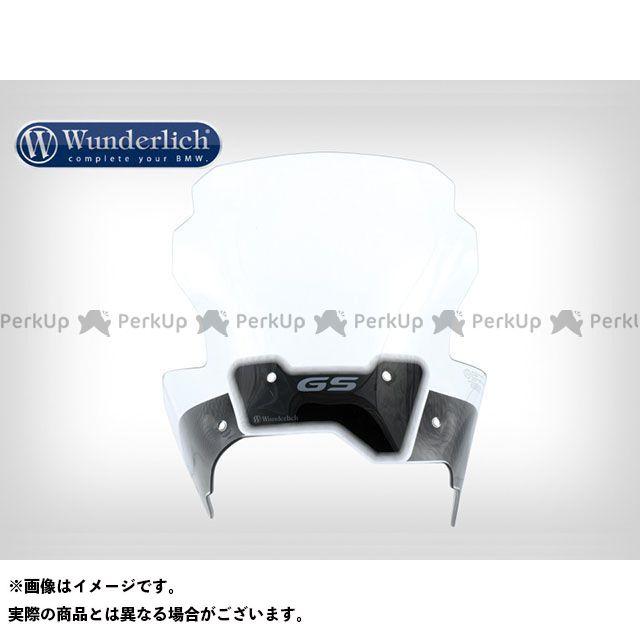 【エントリーでポイント10倍】 ワンダーリッヒ F650GS F800GS スクリーン関連パーツ ツーリングスクリーン クリア
